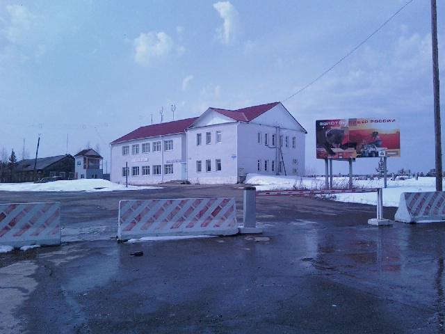 Аэропорт Енисейск