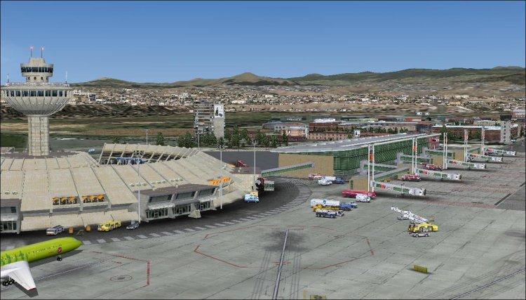 Аэропорт Звартноц Ереван