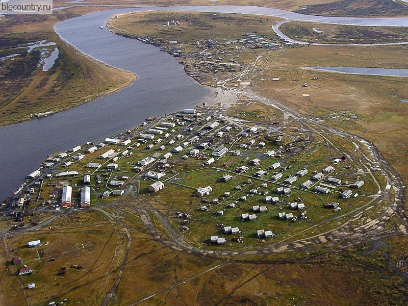 Деревня Гыда