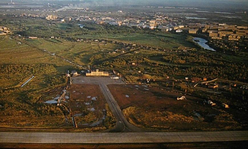 Аэродром Инта