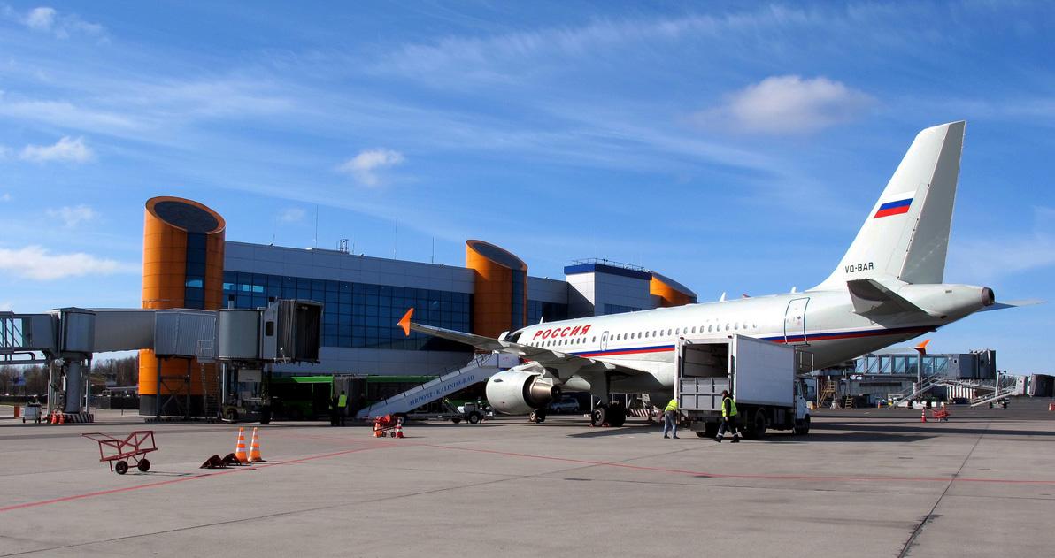 Аэропорт Калининград (Храброво)