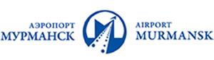 Аэропорт Мурманск логотип / Murmansk Airport