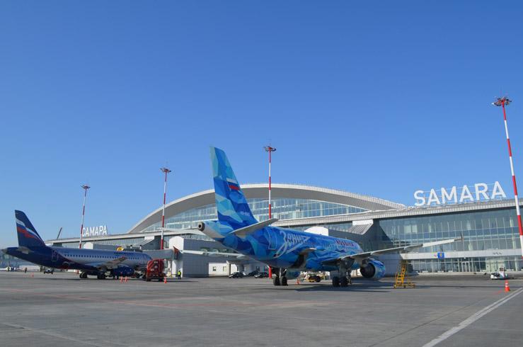Аэропорт Самара / Samara Airport