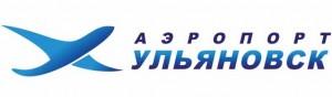 Логотип аэропорта Ульяновск (Баратаевка)