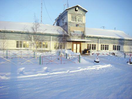Аэропорт Верхневилюйск