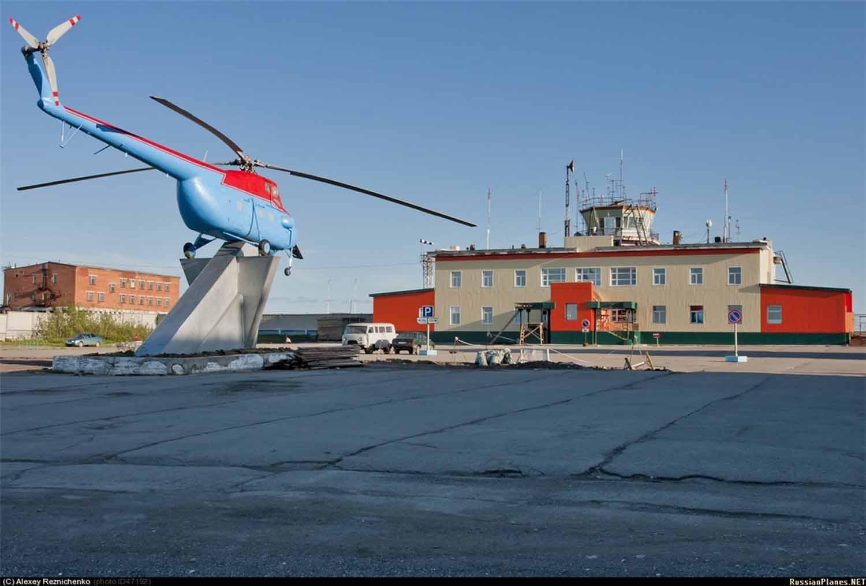 Аэропорт Воркута