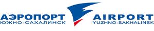 Аэропорт Южно-Сахалинск логотип