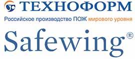 Логотип ТЕХНОФОРМ