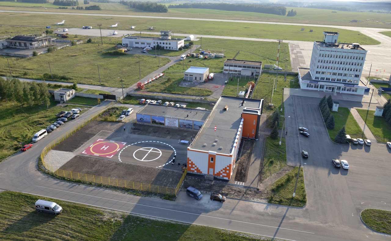 Аэродром Брянск