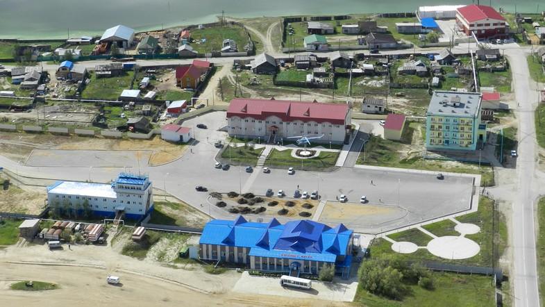 Аэропорт Маган